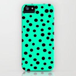 Queen of Polka Dots iPhone Case