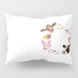 Love All Animals Pillow Sham