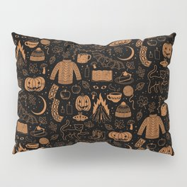 Autumn Nights: Halloween Pillow Sham