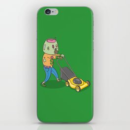My Personal Zombie iPhone Skin