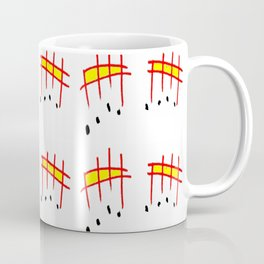melody 3-music,melody, mark, music notation,fun, solfeggio, pleasure, rythm, dance, art Coffee Mug