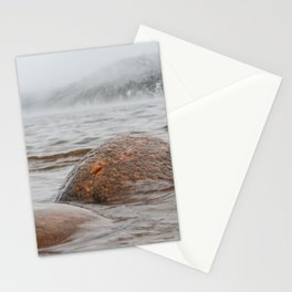 The Onset of Winter Stationery Cards