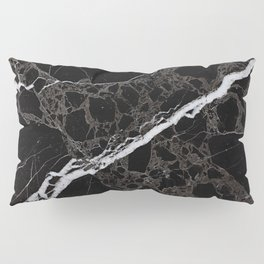 NETWORKED BLACK & WHITE Pillow Sham