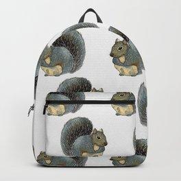 Grey Squirrel Backpack