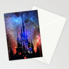 Fantasy Disney. Nebulae Stationery Cards