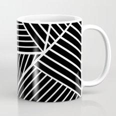 Ab Lines Zoom Black Mug