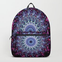 Fluid Abstract 43 Backpack