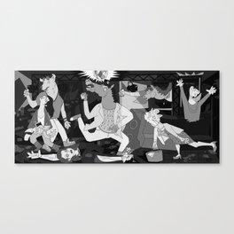 Bojernica Canvas Print