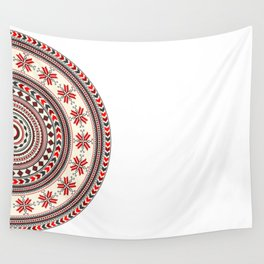 Romanian decorative element Wall Tapestry