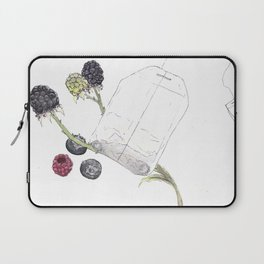 Berry Tea Laptop Sleeve