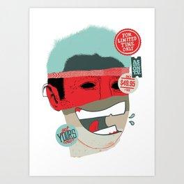 Buy Me!!! Art Print