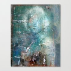 Destructuration # 1 Canvas Print