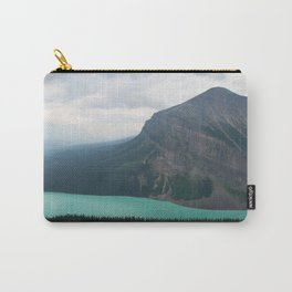 Lake Louise from above Carry-All Pouch