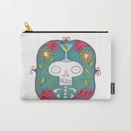 Skeletini Carry-All Pouch