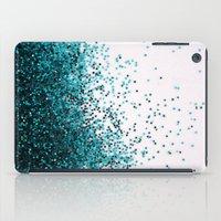 swim iPad Cases featuring Swim by Galaxy Eyes