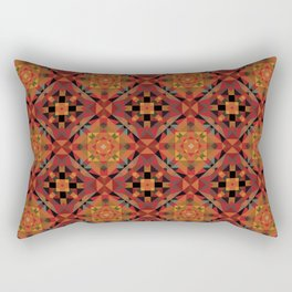 Aesthetics: ethnic pattern Rectangular Pillow