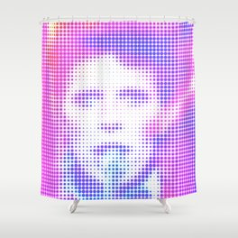 Drive-In Saturday Shower Curtain