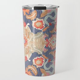 Orange Craps Travel Mug