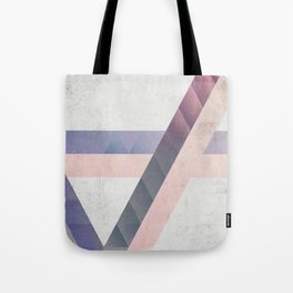 Unespected Geometry Tote Bag
