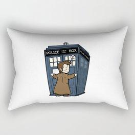 Doctor's OTP Rectangular Pillow