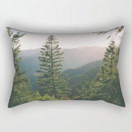 Forest XV Rectangular Pillow