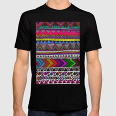 ▲PONCHO ▲ Mens Fitted Tee X-LARGE Black
