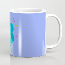 Eight Years 8th Birthday Party Panda Dkloe Coffee Mug