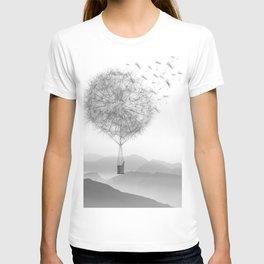 Dandelion Sketch T-shirt