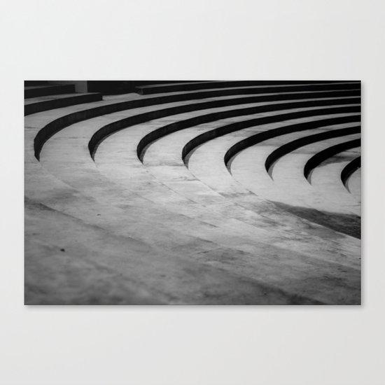 Amphitheater Canvas Print