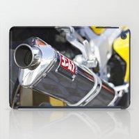 yoshi iPad Cases featuring Hot Yoshi by skwerelygraphs
