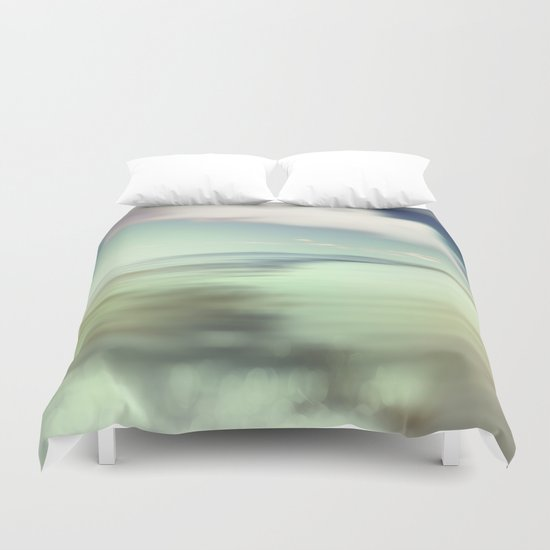 Beach days Duvet Cover