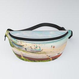 Lanikai Beach Fanny Pack