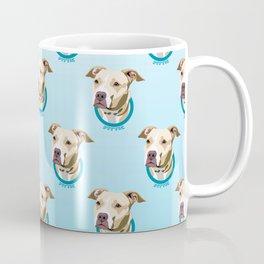 Pittie Print Coffee Mug