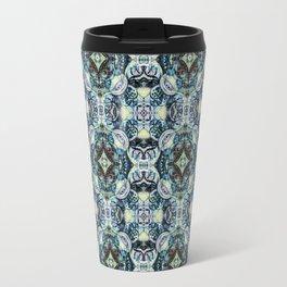 Peacock Blues Travel Mug