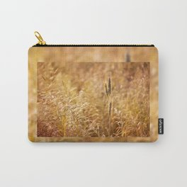 Golden cereal plant photo Carry-All Pouch