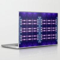 night sky Laptop & iPad Skins featuring Night sky by Gun Alfsdotter