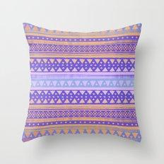 BOHO BANDANA Throw Pillow