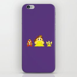 Belle & Friends iPhone Skin