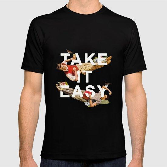 Take It Easy by tamedblossom