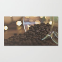 Coffee. Canvas Print