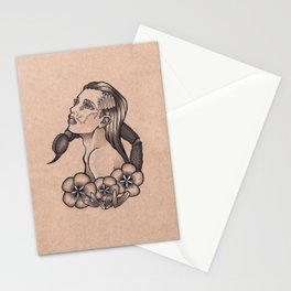 Scorpio Stationery Cards