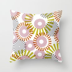NITENDE 3 Throw Pillow