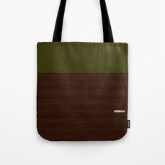 Modern Minimal Collection / Walnut Tote Bag