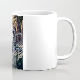 The Leggend of the Silver Dragon Coffee Mug