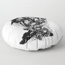 Momento Mori Floor Pillow