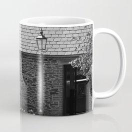 Oakfield Station bw Coffee Mug