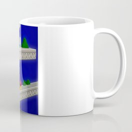Inside Rainbow Islands Coffee Mug