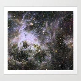 Tarantula Nebula 2 Art Print