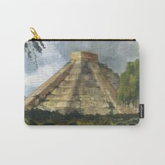 Mayan Pyramid Carry-All Pouch