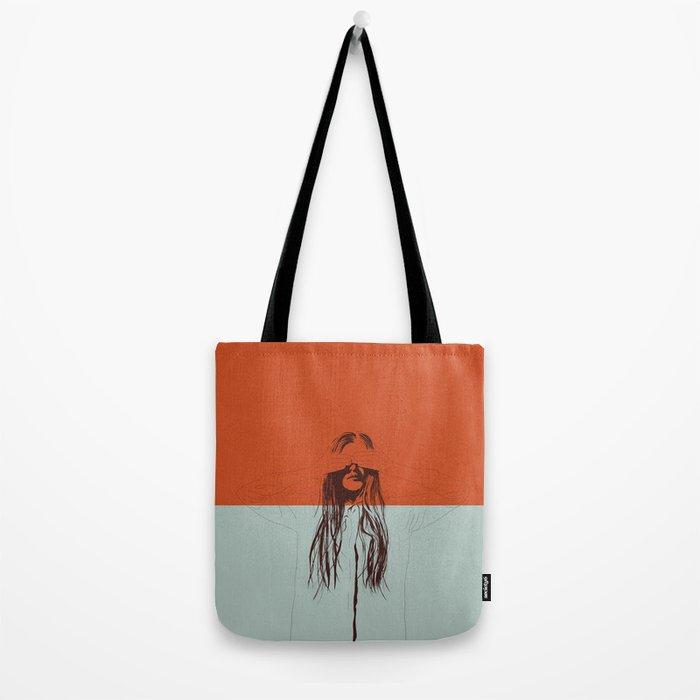 Woman Color 2 Tote Bag